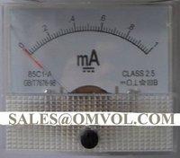 Измеритель величины тока DC Ampere Meter ammeter 1mA