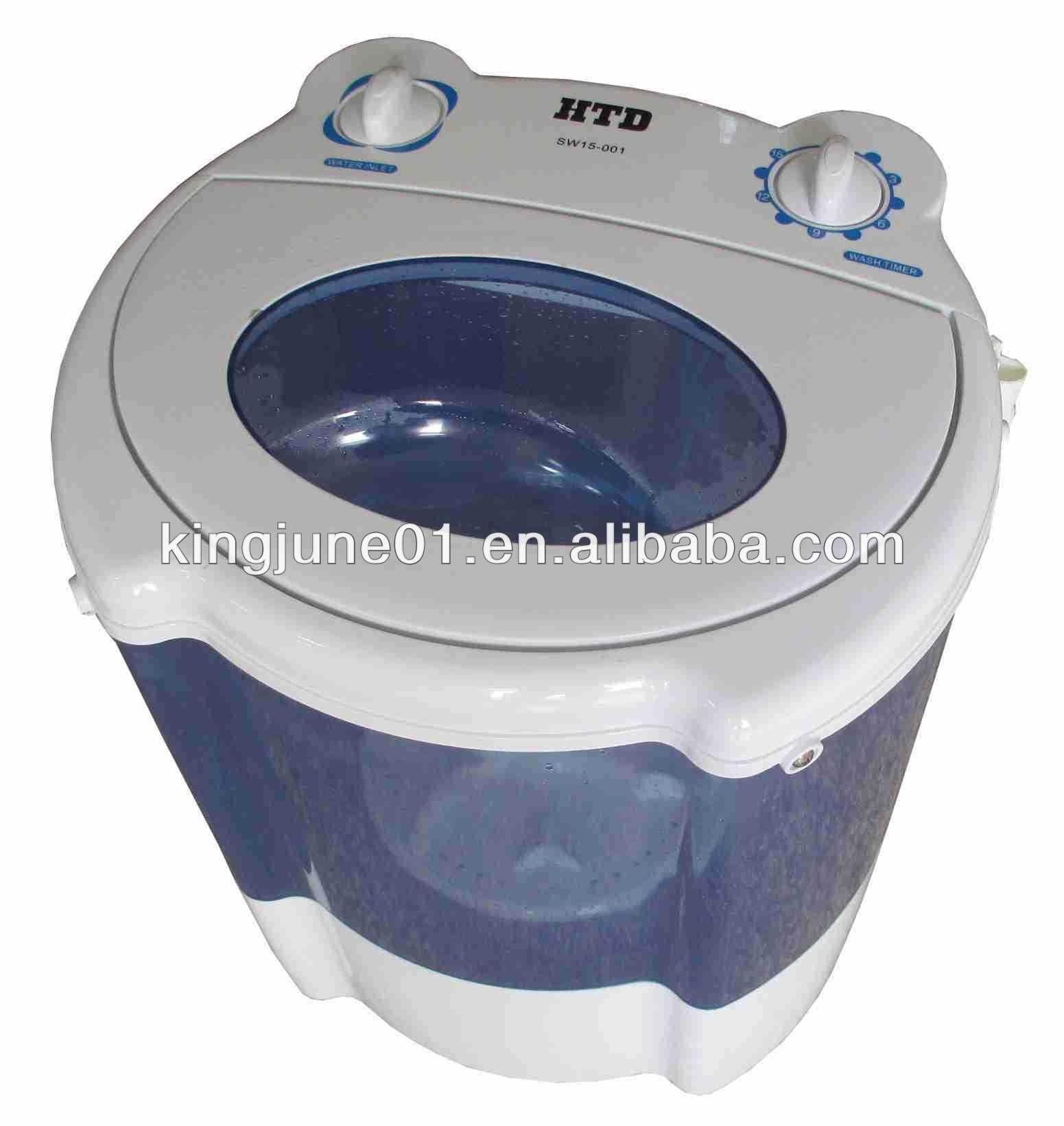 single tub washing machine