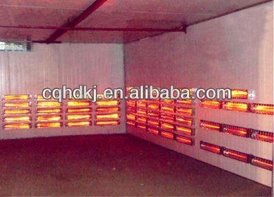 Industrial Ceramic Kitchen Hot Panel Infrared Burner (HD242)