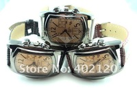 Free Shipping Wholesale Latest style Sports Watch,unisex leather wrist watch w9439