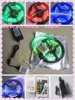 Светодиодная лента OEM 5 5050 SMD RGB 300 , + + HAOKEY