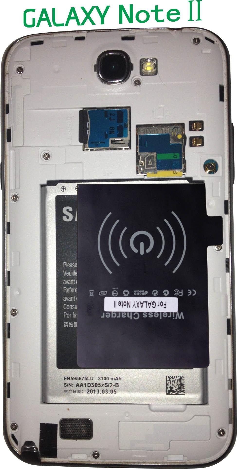 Зарядное устройство для мобильных телефонов Samsung Note2 wcqxn2