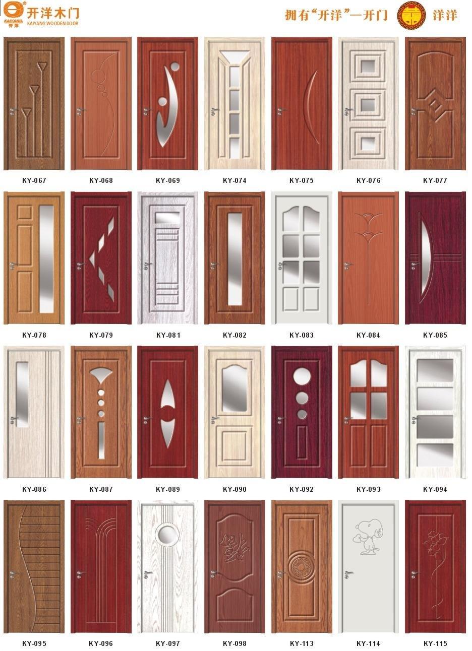 Pvc Veneered Mdf Door Buy Pvc Mdf Door Interior Door Veneer Door Product On