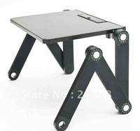 Складной стол laptop desk, foldable notebook table, aluminum alloy folding drawing board stand, Adjusting laptop desk