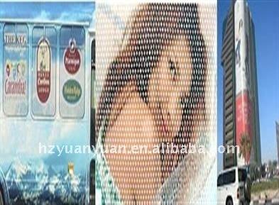 One Way Vision, Inkjet Media, One Way Vision PVC Film, Window Fim (OVW)