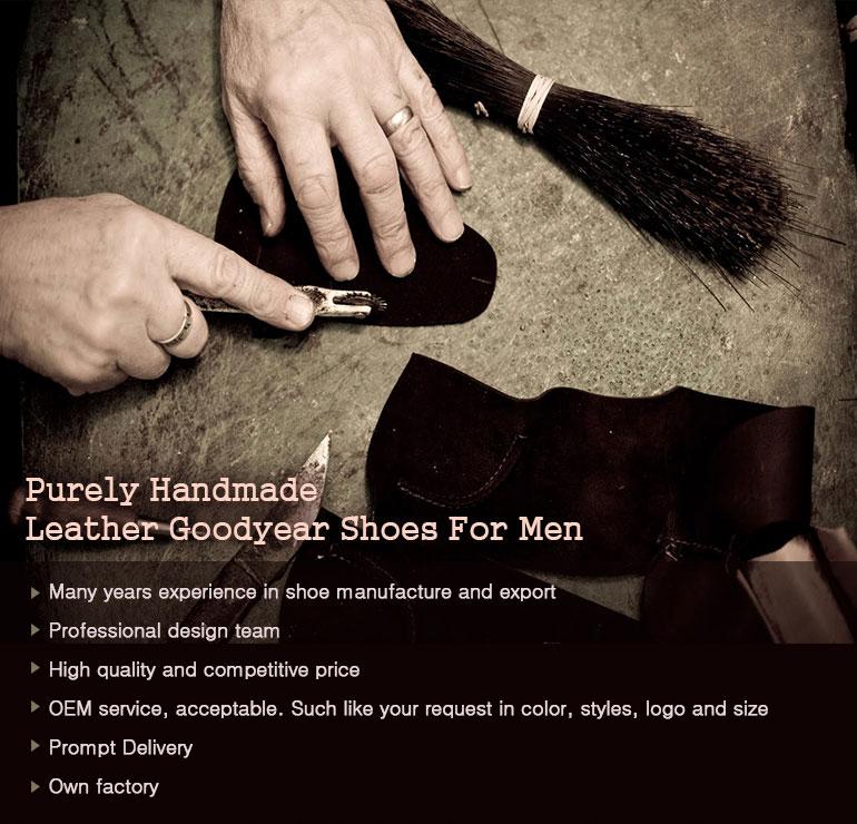 Italy Men Genuine Man Leather Shoe Man shoe
