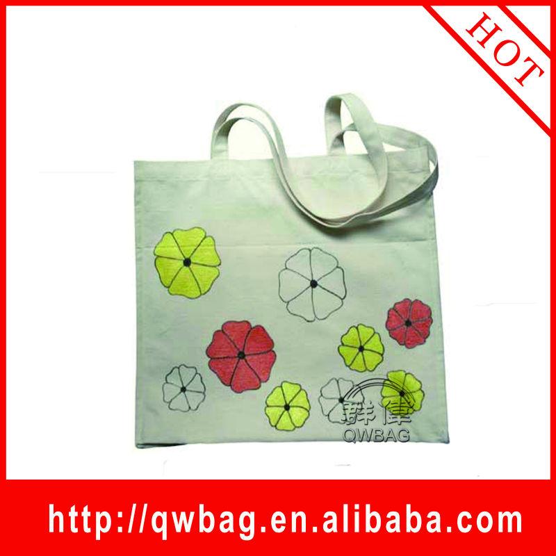 2014 Cheap Custom Cotton Cloth Carry Bag,custom printed canvas tote bags