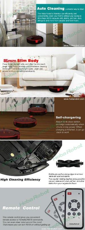 Robot Vacuum Cleaner ,vacuum cleaner floor