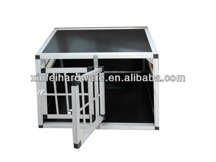 factory 2013 new high quality durable water proof aluminium unique dog house