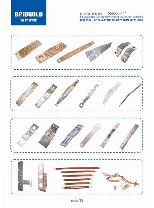 Bare Copper Wire/Conductor Earth Wire/Conductor