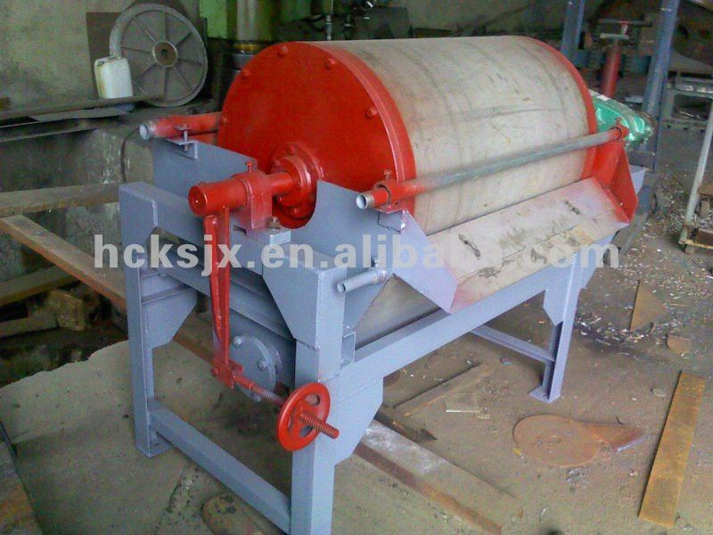 magnetic separator concentrator/iron ore beneficiation plant