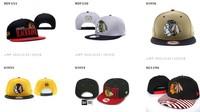 Женская бейсболка 2013 New Style! Blackhawks Hockey snapback hats. sports team fans snpaback 46 styles