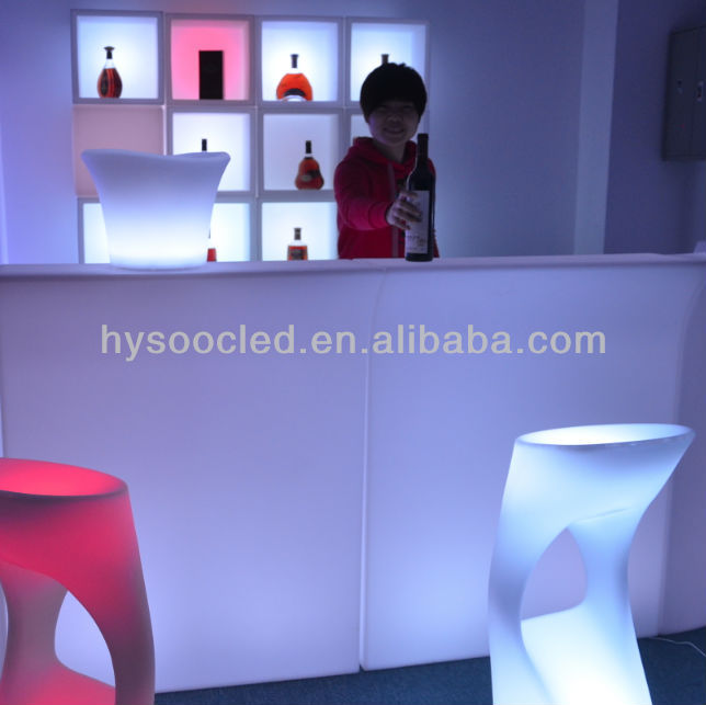 STYLISH LED Table