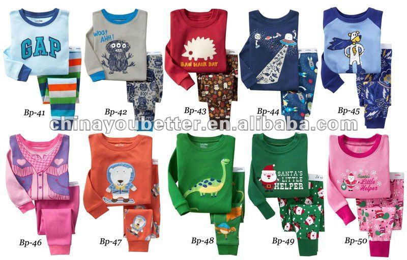 mode baumwolle baby schlafanzug