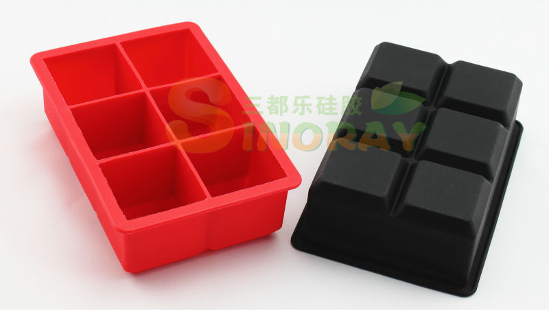 Building blocks silicone ice tray from Ningbo