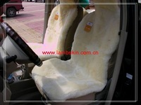 Чехлы для автокресел Long Hair And Short Hair Sheepskin Car Seat Cover