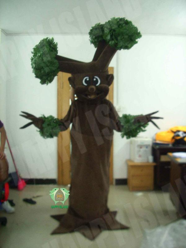 Hi En71 Funny Cartoon Adult Palm Tree Costume View Palm