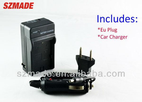 Standard Digital camera battery charger for PENTAX D-LI88 battery