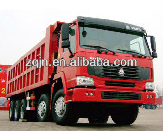 HOWO 10x6 Dump Truck China Automobile Van