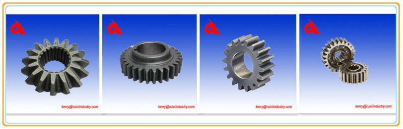 china high quality precision brass spur gear