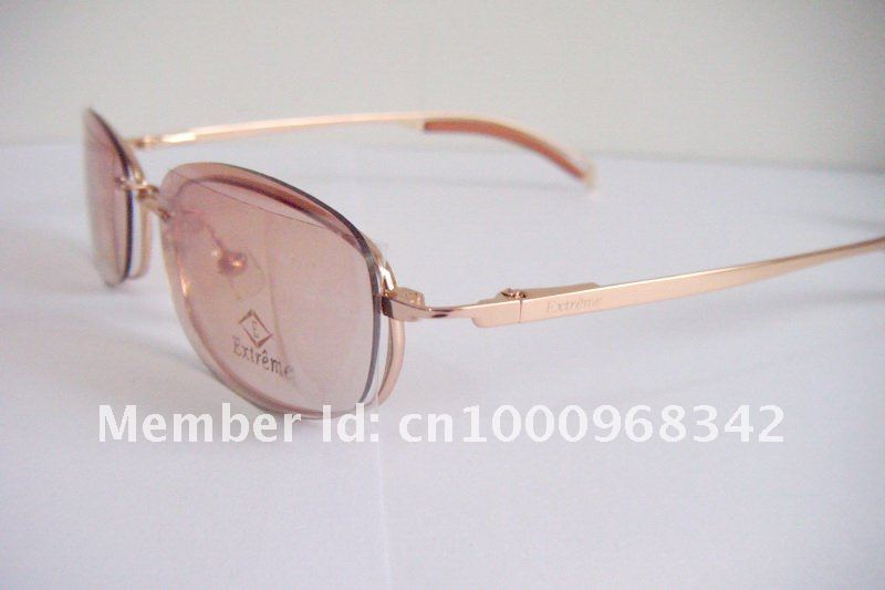 High-end Clip on sunglass frames for men // Free shipping // low price