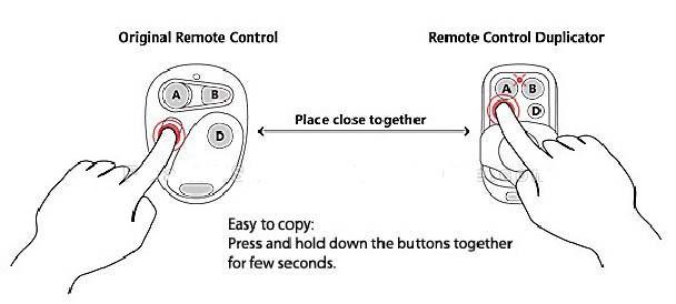 Duplicate Car Keys & Remote Control A018
