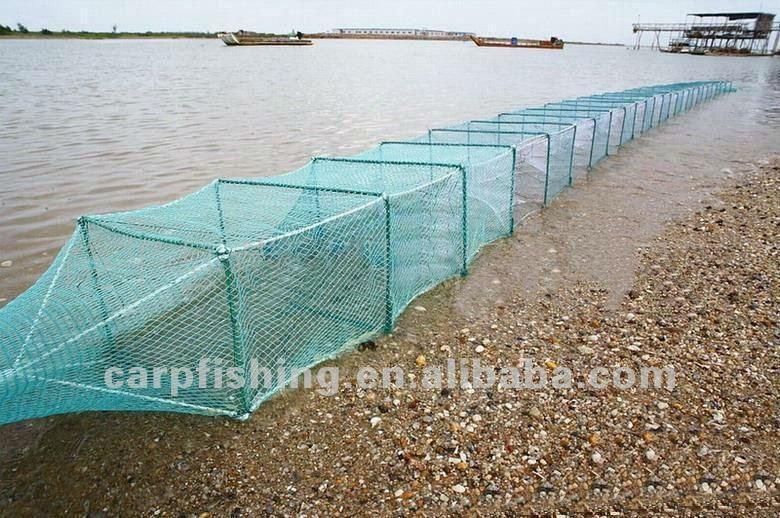 Gaiola de peixe armadilhas de aquicultura id do produto for Estanques para criar peces