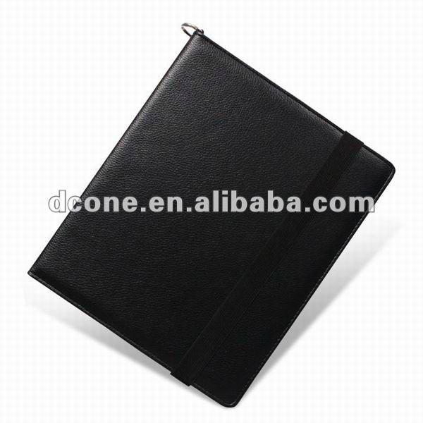 Decorous protective case for iPad 2 iPad 3 flip stand case