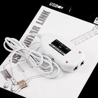 Аксессуары для гитары USB Guitar Cable Link To PC/Mac, I11W