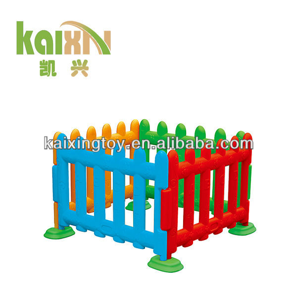 Kids Play Fence Indoor Plastic Fence