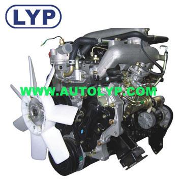 engine for Isuzu 4JB1T