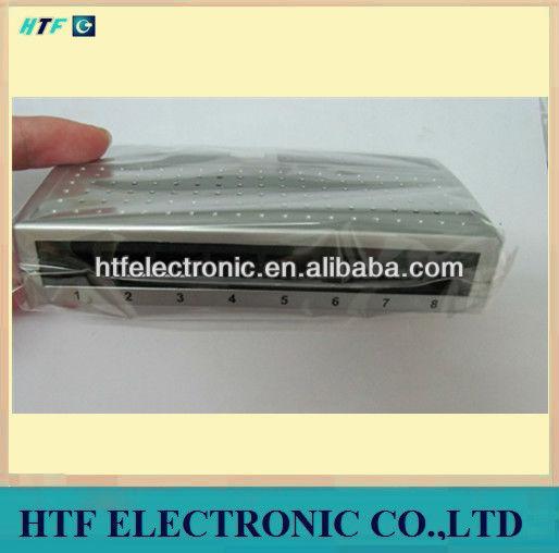 mini design Lay2 unmanaged 8p 10/100M Desktop realtek chipset Full duplex FAST Lay2 home Ethernet Network Switch