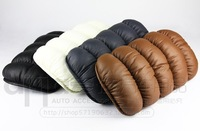 Чехлы для автокресел Car headrest car cushion neck pillow faux leather car pillow exhaust pipe supplies u pillow auto supplies