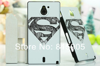 Many design color cover case for sony Xperia Sola case sony Xperia Sola cover mt27i case