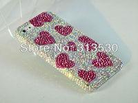 Потребительские товары Bling Swarovski Crystal iPhone 5