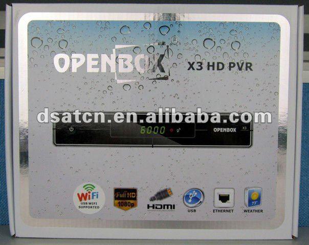 openbox x3