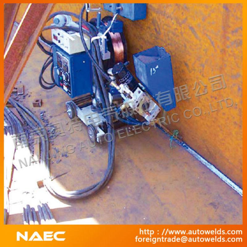 Butt/Corner Seam Welding Machine