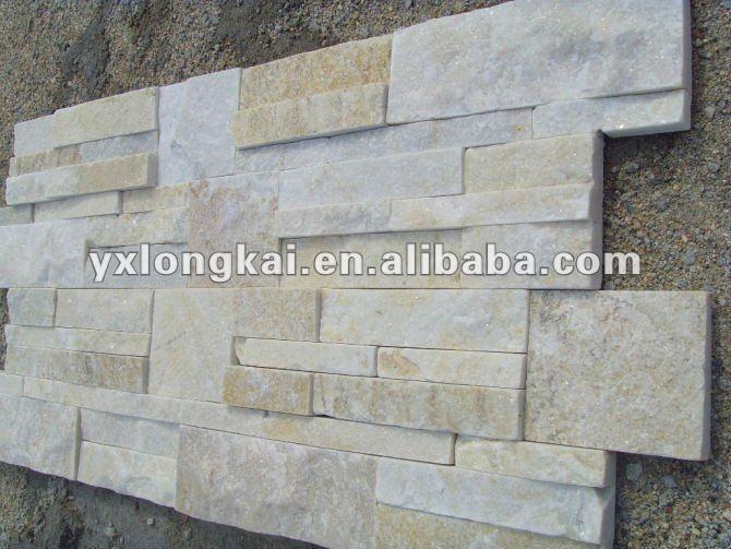 Naturale sporgenza pietra ricostruita ardesia id prodotto ...