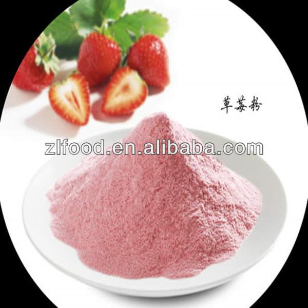 factory supply Frozen Strawberry powder &dried fruit