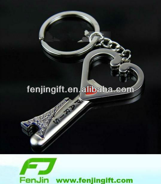 new mold promotional plastic handle 2 in 1 bottle opener