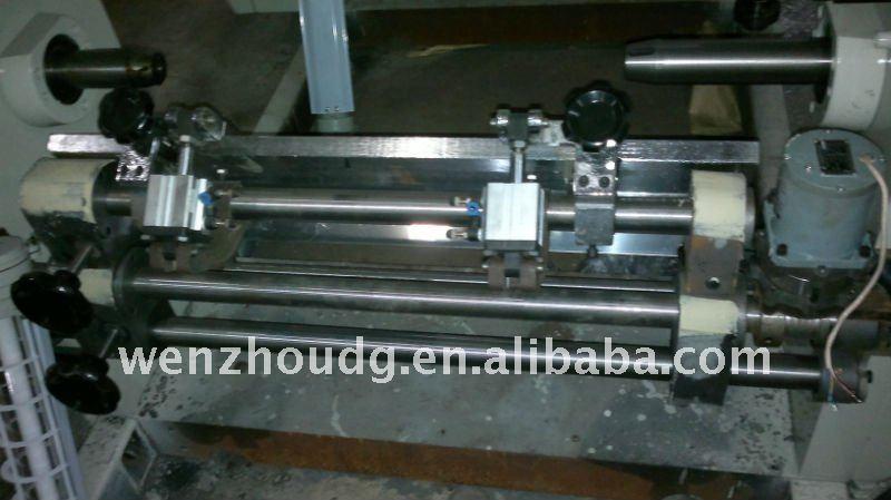 2011 6 colors high-speed Three motors plastic printing machine