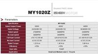 Мотор для электровелосипеда MY1020Z 36V /48v 450W DIY , DIY E , E