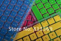 высокое качество силиконовая крышка клавиатуры протектор для macbook air 13,3