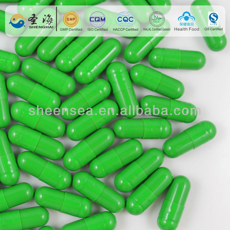 Health Product Natural Spirulina Capsules