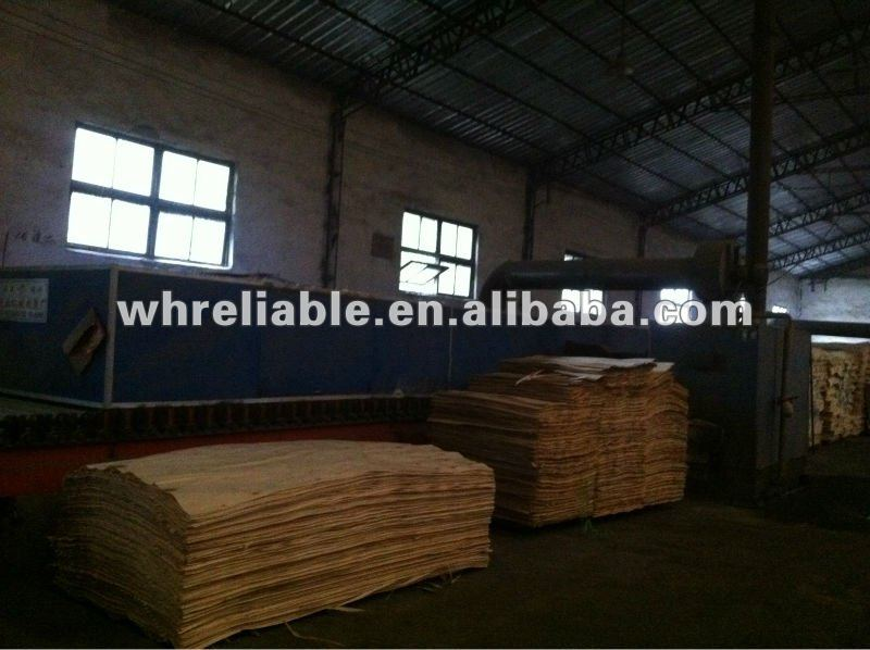 plywood core veneer roller drying machine