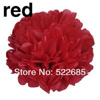 """Искусственные цветы для дома 20 pc 14"""" Tissue Paper Pom Poms Flower Balls Wedding Party Shower Decoration"""