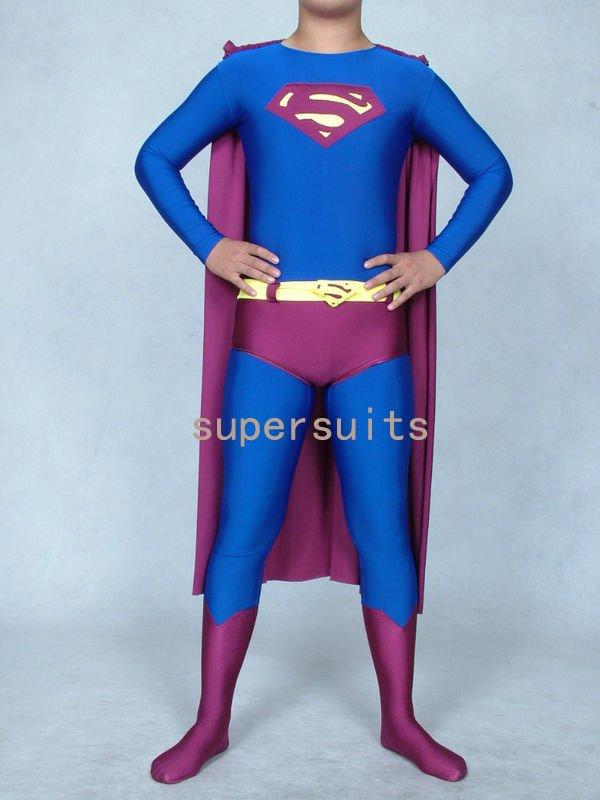Superman Returns Costumes Superman Returns Lycra Spandex
