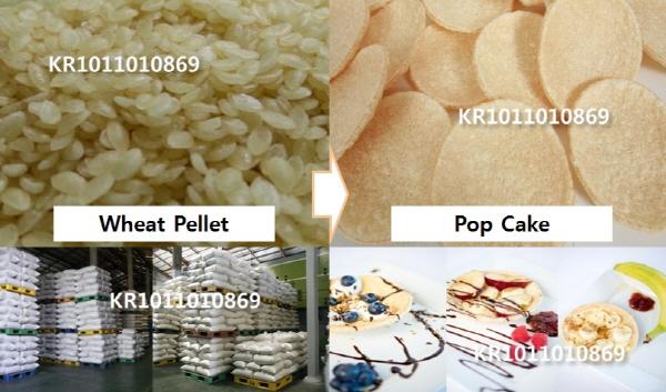 Wheat pellets,Artificial rice,Potato pellet,Potato based snacks pellets