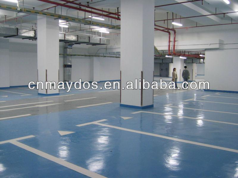 High Hardness All Purpose Oil Based Epoxy Floor Coating