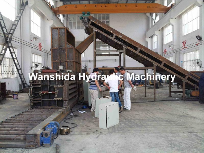 Y82-125 Horizontal Waste Paper Baler